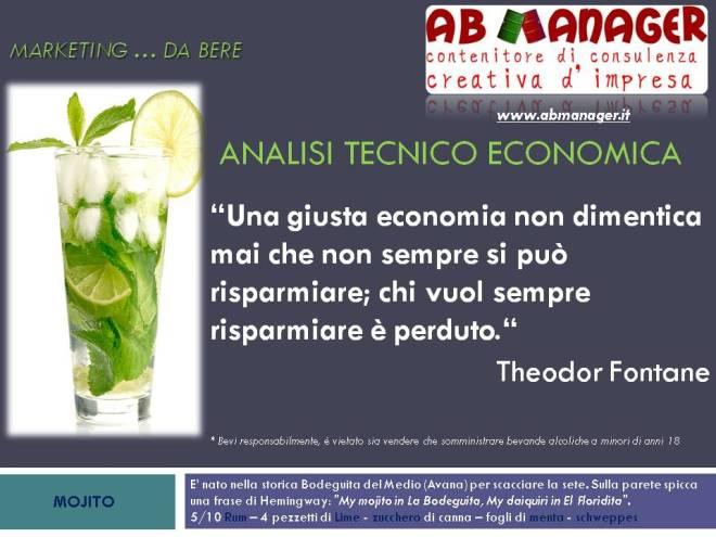 ANALISI TECNICO ECONOMICA